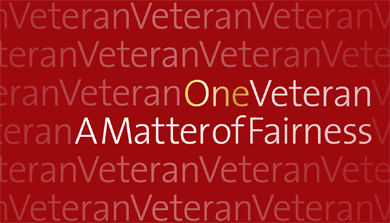 Annual Report 2011-2012 - One Veteran A matter of fairness