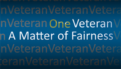 Annual Report 2012-2013 - One Veteran A matter of fairness