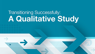 Transitioning Successfully: A Qualitative Study
