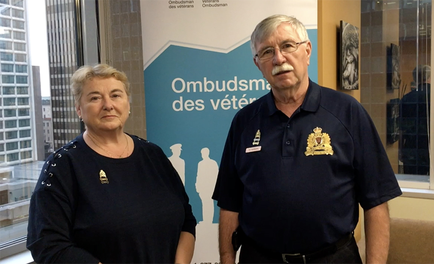 Interview with the RCMP Veterans Association Support and Advocacy Team